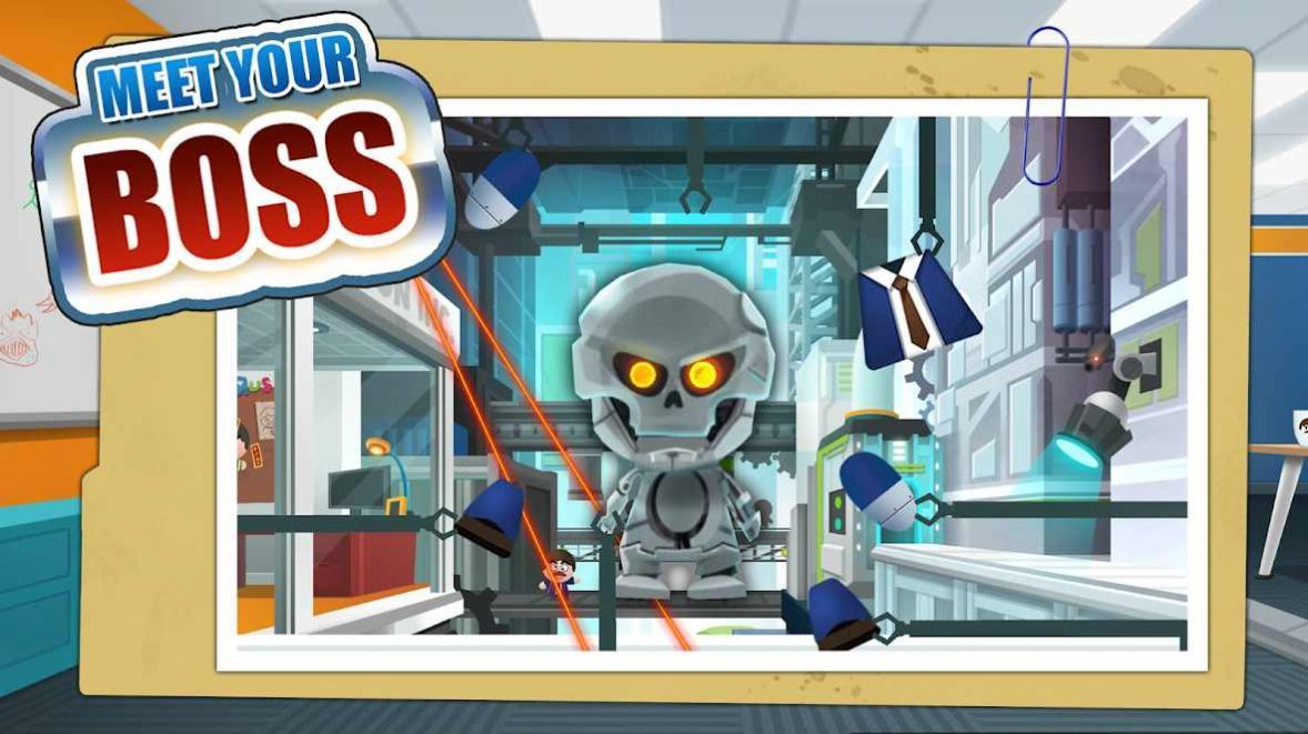 机器人老板破解版