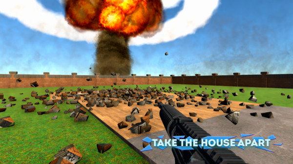 破坏模拟器全部毁灭