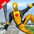 奇妙的蜘蛛绳英雄犯罪城市