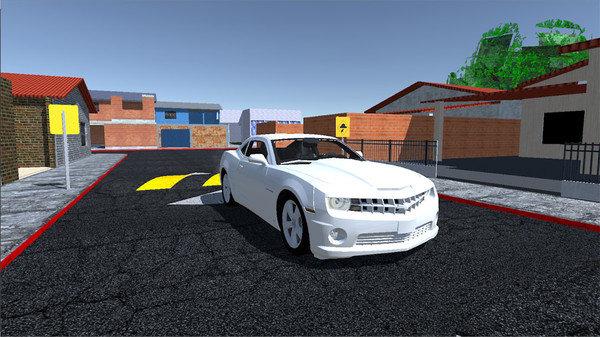 改装汽车模拟器2021