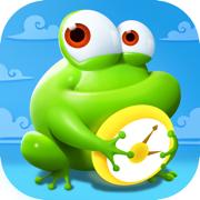 伏妖跳躍小蛙蛙
