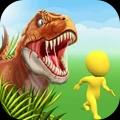 恐龙袭击人类