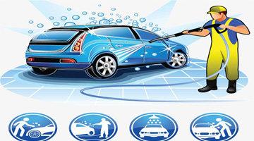 洗车服务软件