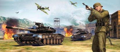战争生存游戏