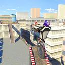 屋頂自行車模擬