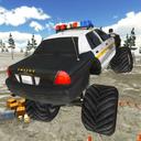 越野警车模拟