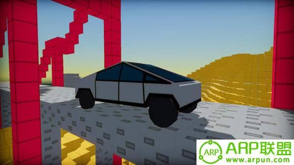 汽车沙盒模拟