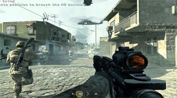 模拟射击游戏