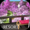 逃脱游戏度假酒店5永恒的樱花园