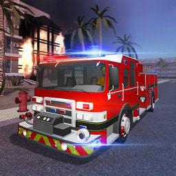城市消防模拟