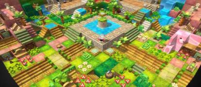 沙盒像素游戏