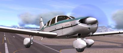 模拟飞行的游戏