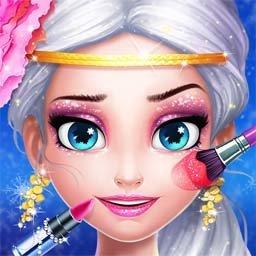 糖果公主美妆换装