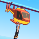 直升機飛行救援