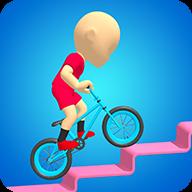 人類瘋狂自行車競速
