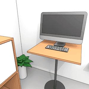 逃离电脑办公室