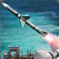 軍艦導彈作戰