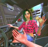 城市出租车模拟器