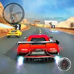 竞速变形赛车
