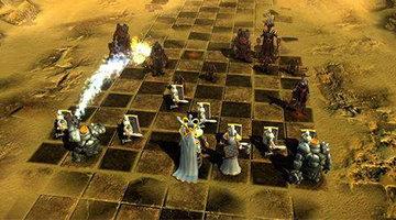 战斗策略游戏