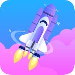 火箭向上飞