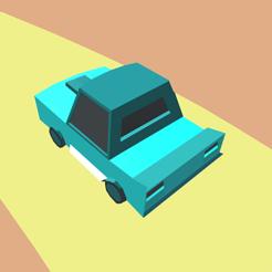 绕弯驾驶3D