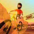 我骑自行车贼溜