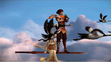 可以御剑飞行的仙侠游戏