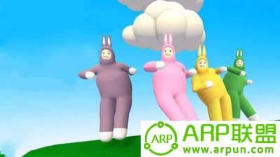 疯狂兔子人