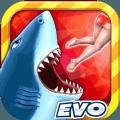 饥饿鲨进化破解版哥斯拉鲨鱼版