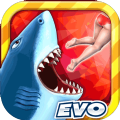 饥饿鲨进化鲨鱼全开版
