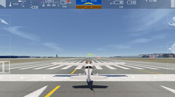 飛行模擬器游戲