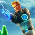 超级飞行冰英雄