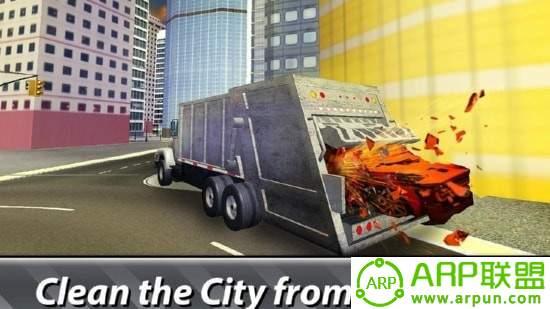 垃圾车模拟器2020破解版