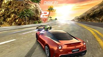 高画质赛车游戏