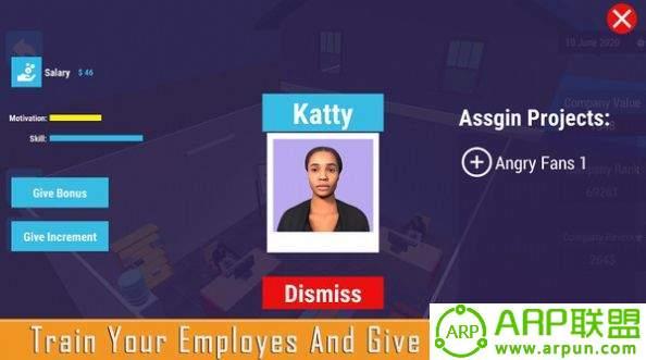 自己当老板模拟器