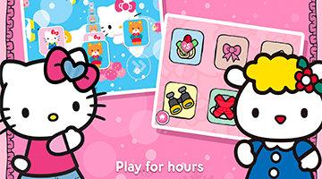 凯蒂猫游戏