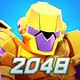 2048合并机器人