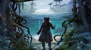加勒比海盗题材的游戏