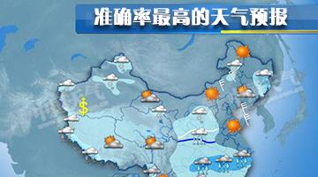 准确率最高的天气预报软件