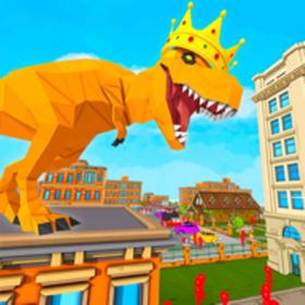 像素恐龙崛起