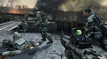 枪战模拟器游戏