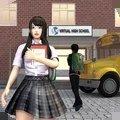校园女高中生日常
