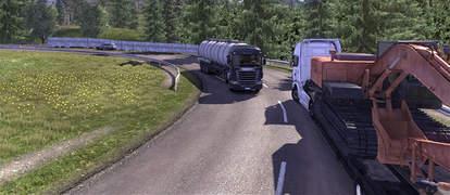 驾驶模拟器游戏
