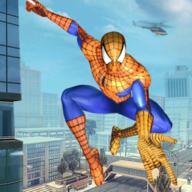 蜘蛛侠绳索城市英雄破解版