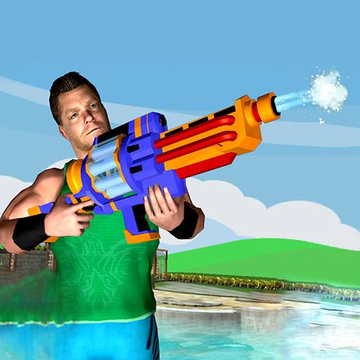 水枪模拟器