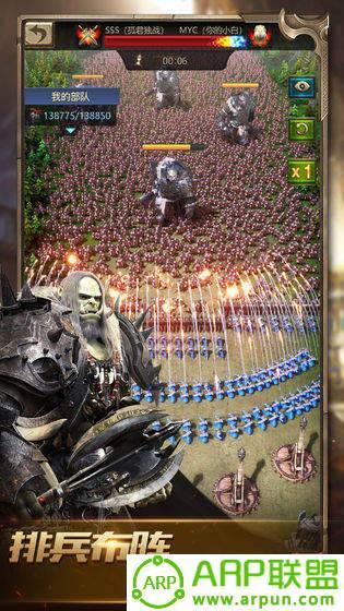 战火与秩序破解版无限钻石
