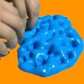 DIY泡沫黏液模拟器