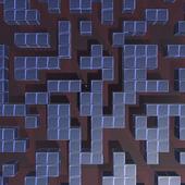随机迷宫3D