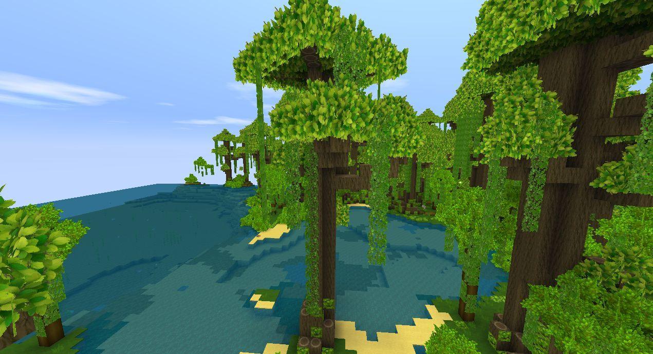 迷你世界雨林版